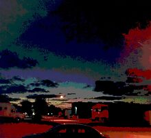Industrial Ave., Port Richey, FL by Ellen Turner