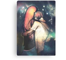 Constellations  Canvas Print