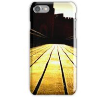 """this a""""piers"""" to be a bridge iPhone Case/Skin"""