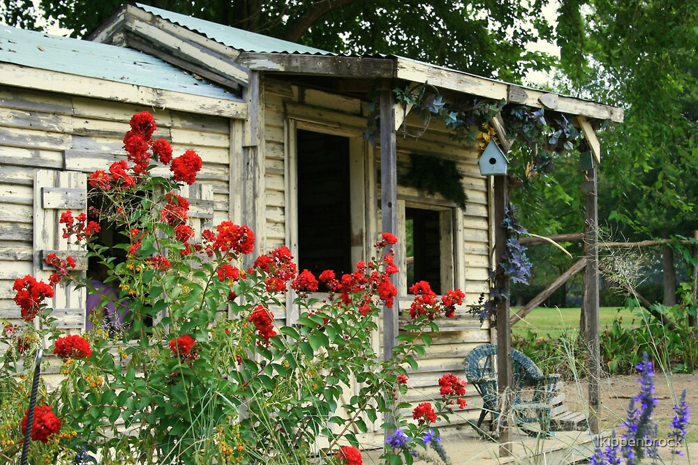 Cottage by lkippenbrock