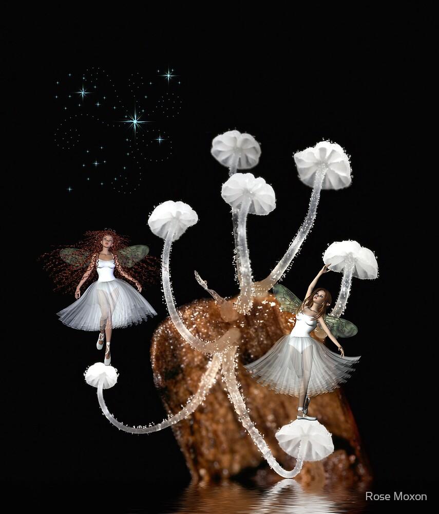 Magic Mushrooms - Rose & Steve Axford by Rose Moxon