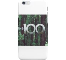 the 100 cw iPhone Case/Skin