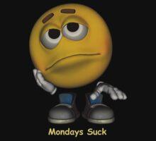 Mondays Suck by InfinityRain