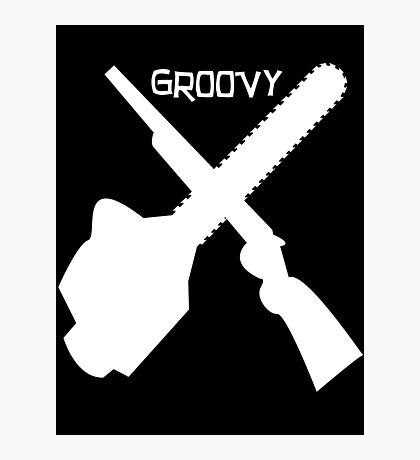 Groovy v2 Photographic Print