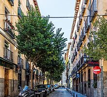 Amnesty street in Madrid by JJFarquitectos