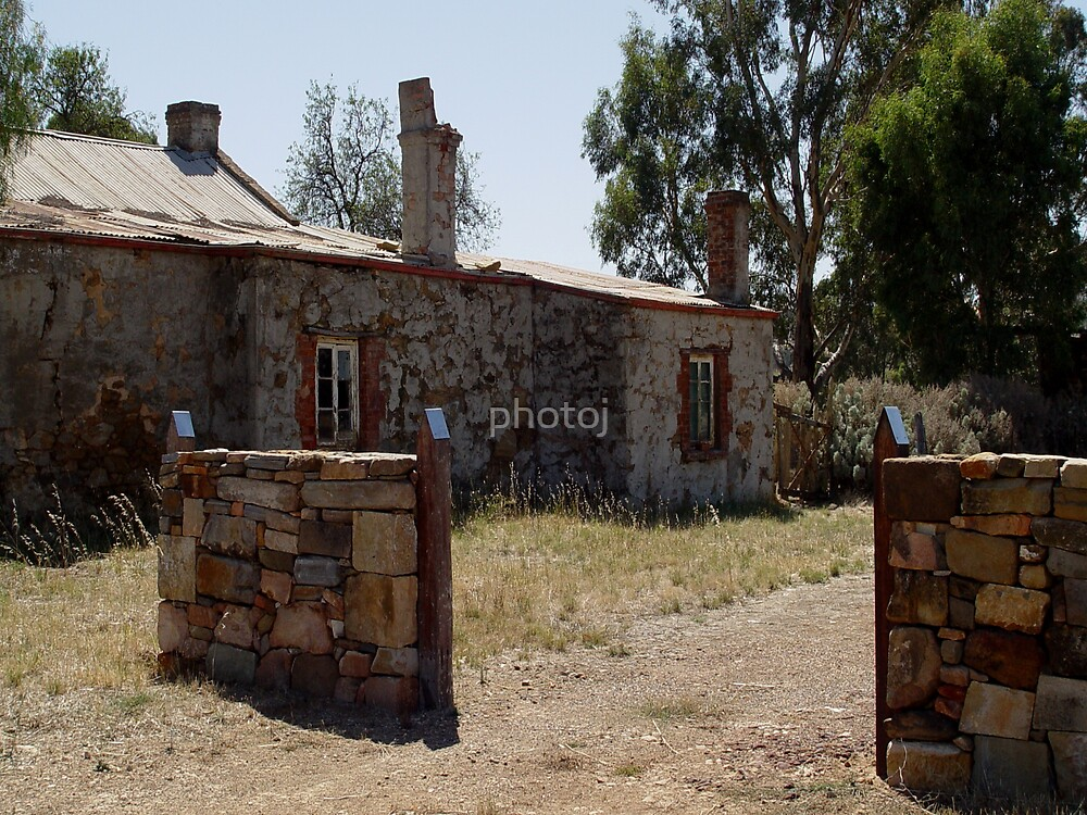 photoj, South Australia, Country Town-Burra by photoj