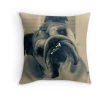 BACON? Throw Pillow