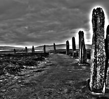 Ring of Brodgar Right by sandydonaldson