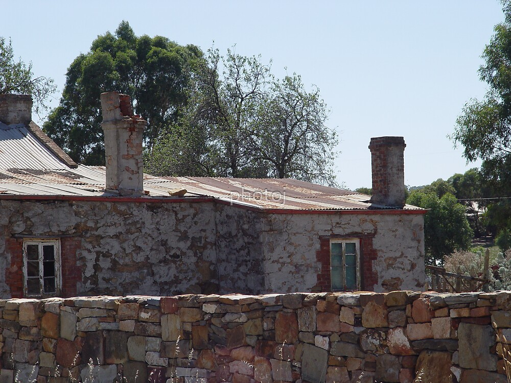 photoj, South Australia Country Town-Burra by photoj