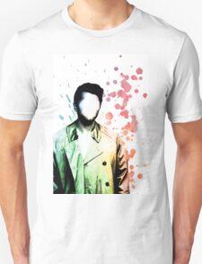 Castiel + colors Unisex T-Shirt
