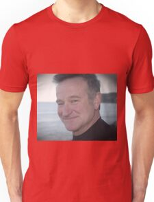 Tribute to Beloved Robin Williams  Unisex T-Shirt