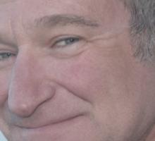 Tribute to Beloved Robin Williams  Sticker