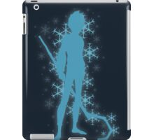 the frost is coming iPad Case/Skin