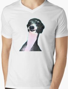 Kermit Dogboy Mens V-Neck T-Shirt