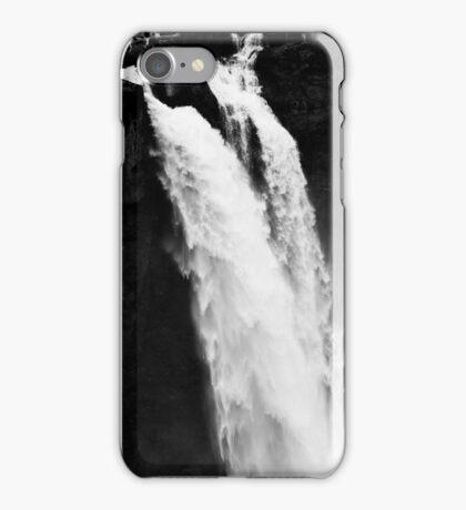 Snoqualmie Falls iPhone Case/Skin