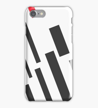 Dashes iPhone Case/Skin