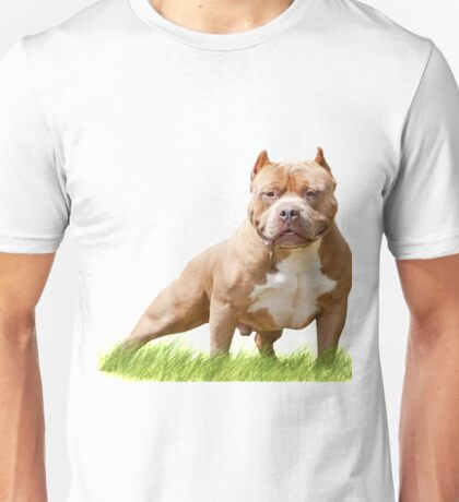 RED BULLY MALE Unisex T-Shirt