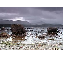 Storm Coming Photographic Print