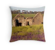 Old House South Aust Throw Pillow