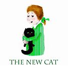 The new black cat. by Mary Taylor