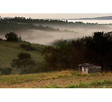 Early morning, Vinales Valley, Cuba Photographic Print