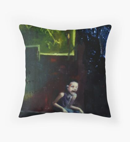 The Atrocites Of School I Can't Forget.  Throw Pillow