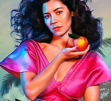 """Marina and the Diamonds - FROOT/Living la dolce vita"" by Claudifornia"