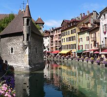 French Town by Jacko