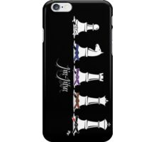 Human Chess iPhone Case/Skin