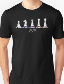 Human Chess Unisex T-Shirt