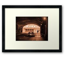The Ritz Framed Print