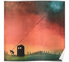 Boy On A String [Constellations] Poster