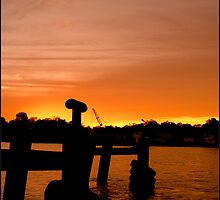 Orange Coloured Sky by simmonetta