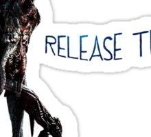 Release the Kraken! Sticker