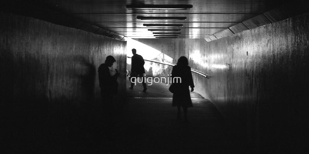 Underpass by quigonjim