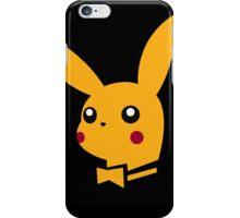 playboy pikachu iPhone Case/Skin