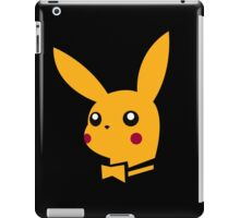 playboy pikachu iPad Case/Skin