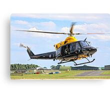 Bell 412EP Griffin HT.1 ZJ235/I G-BXBF Canvas Print