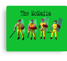 The McMafia Canvas Print