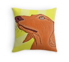 My Inner Animal Throw Pillow