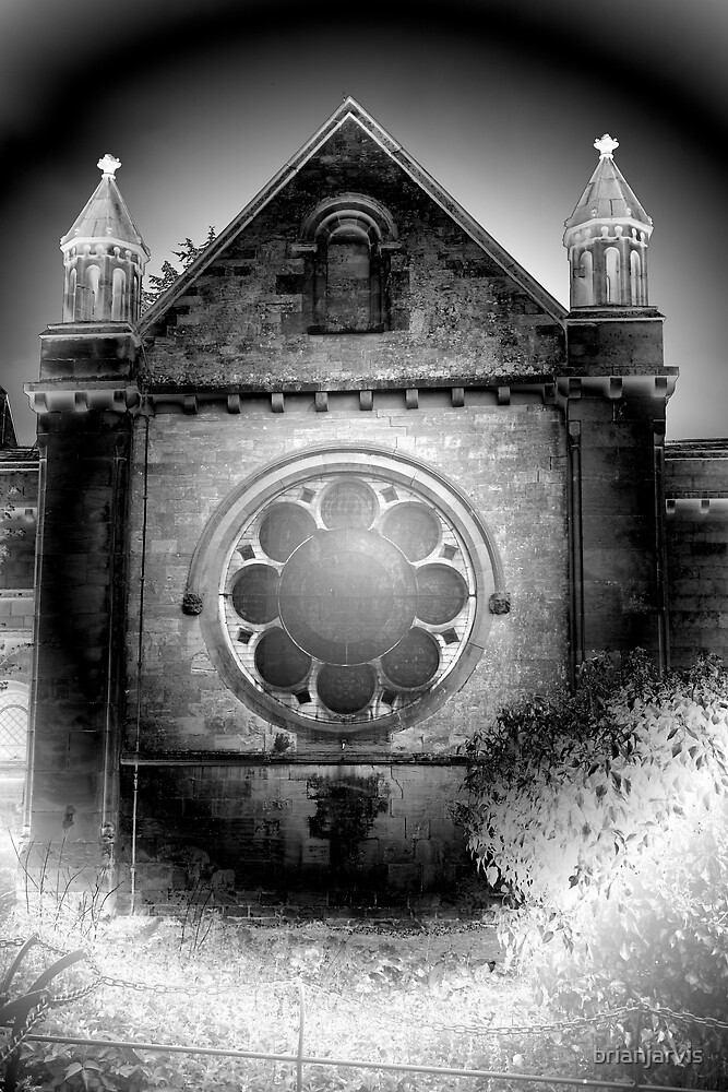 Wolverton Church, - Detail. by brianjarvis