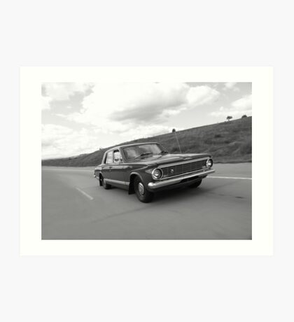 Chrysler Valiant Art Print