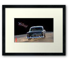 1955 Chevy 'Beer Run' Bel Air Framed Print