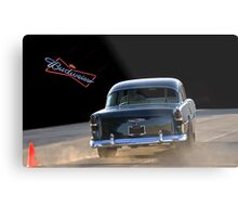 1955 Chevy 'Beer Run' Bel Air Metal Print
