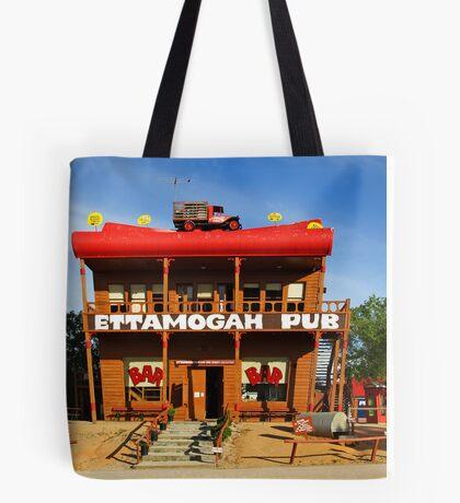 Ettamogah Pub at Albury Tote Bag