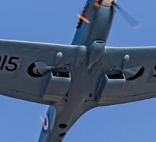 Supermarine Spitfire PR.XIX PS915  Sticker