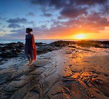 lever de soleil by Roberts Birze
