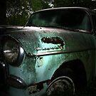 Rust in pieces by brotbackgeraet