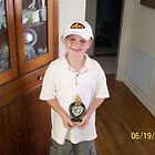 Julian Wins His First Golf Trophy by karen66