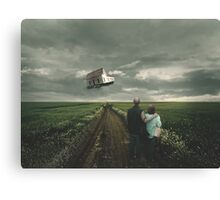You Never Know Canvas Print